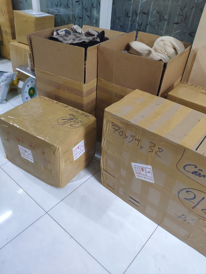 Gửi hàng đi Singapore tại Việt Nam
